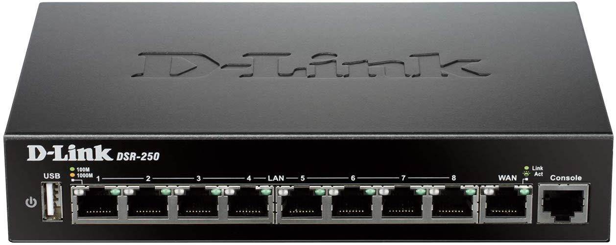 D-Link VPN Router