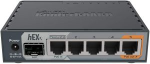 MikroTik hEX S Gigabit Ethernet Router